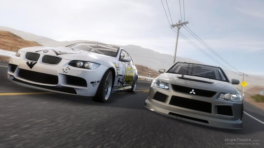 Скриншот к игре Need for Speed: ProStreet