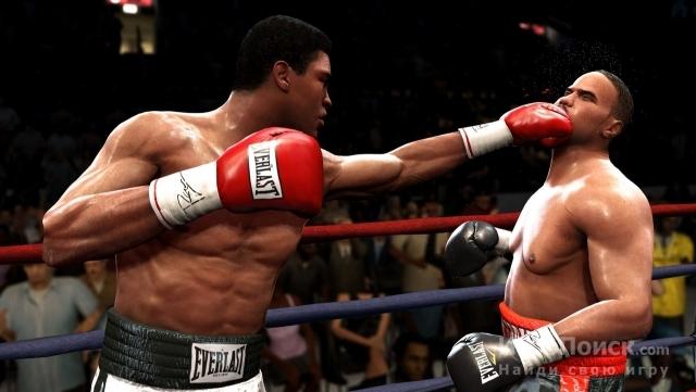 Скриншот к игре Fight Night Round 4