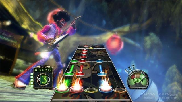 Скриншот к игре Guitar Hero 3: Legends of Rock