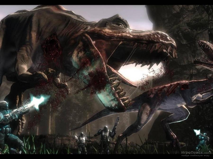 Скриншот к игре Turok