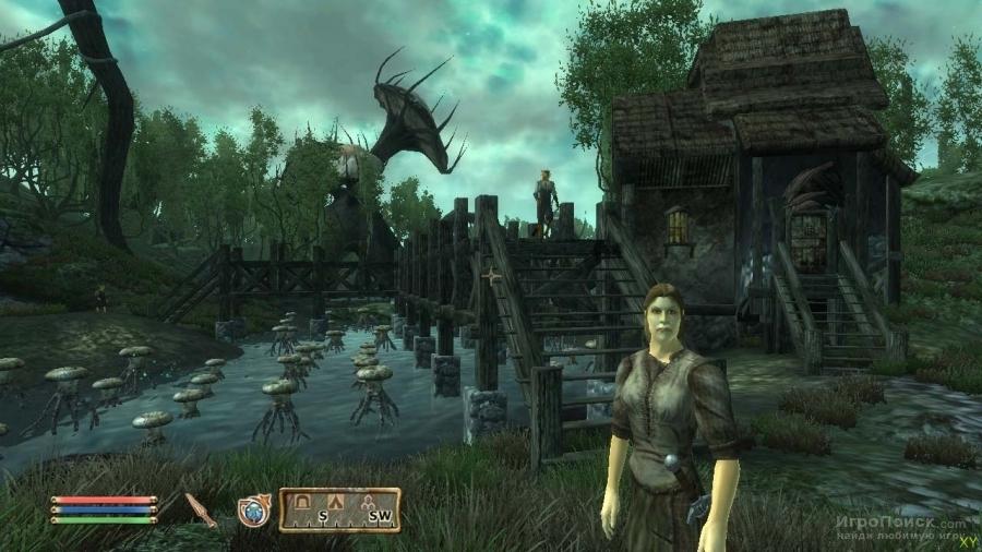 Скриншот к игре The Elder Scrolls 4: Oblivion