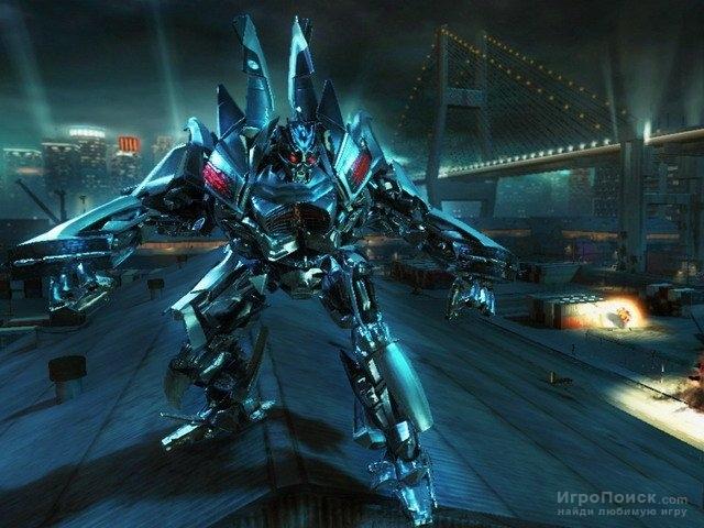 Скриншот к игре Transformers: Revenge of the Fallen