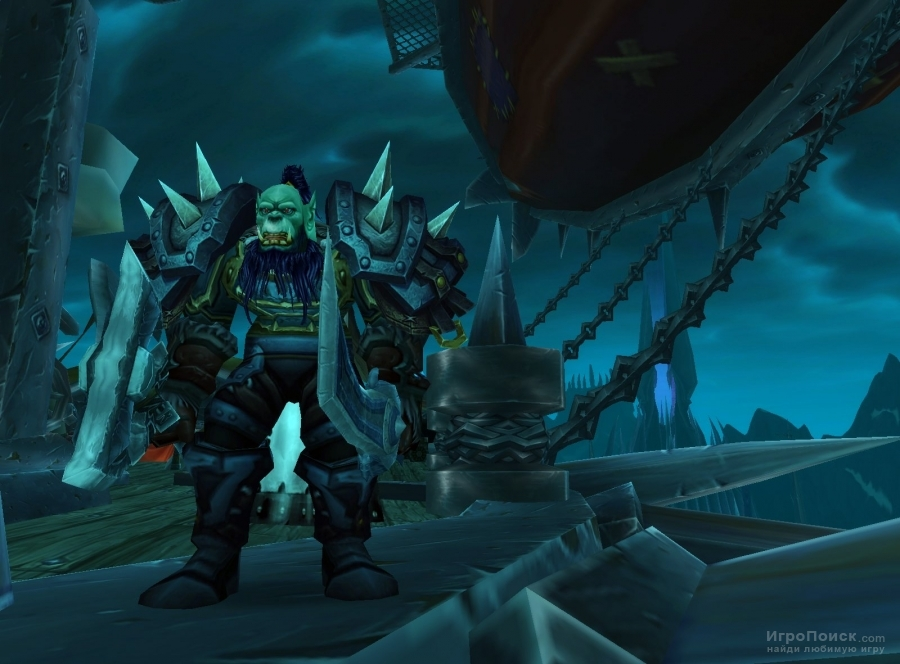 Скриншот к игре World of Warcraft: Wrath of the Lich King