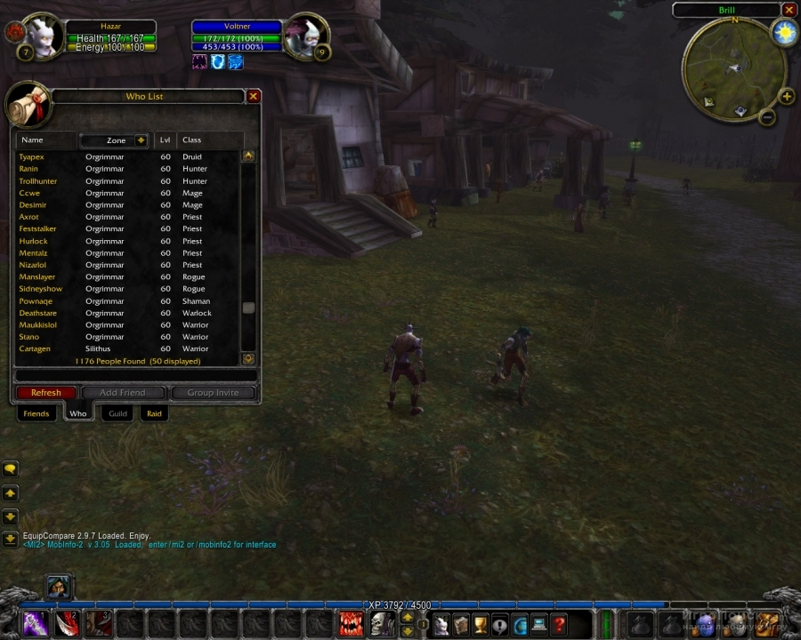 Скриншот к игре World of Warcraft