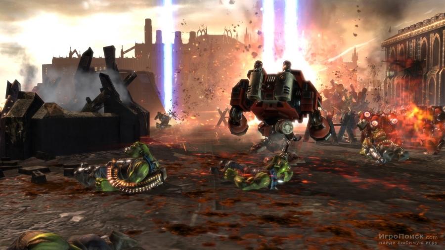 Скриншот к игре Warhammer 40,000: Dawn of War II