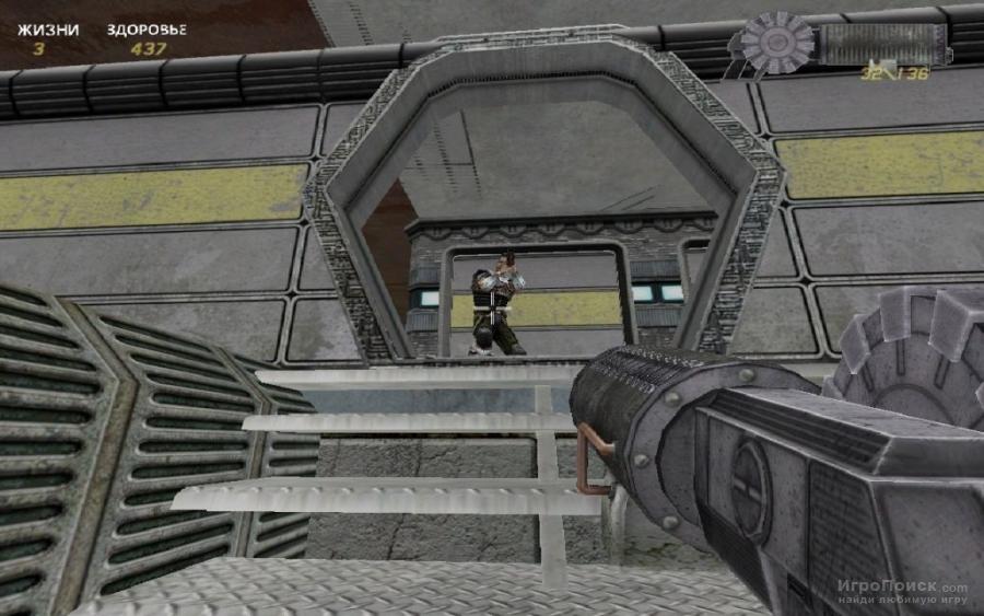 Скриншот к игре GoodGuns