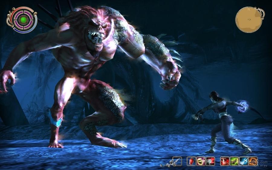 Скриншот к игре Venetica