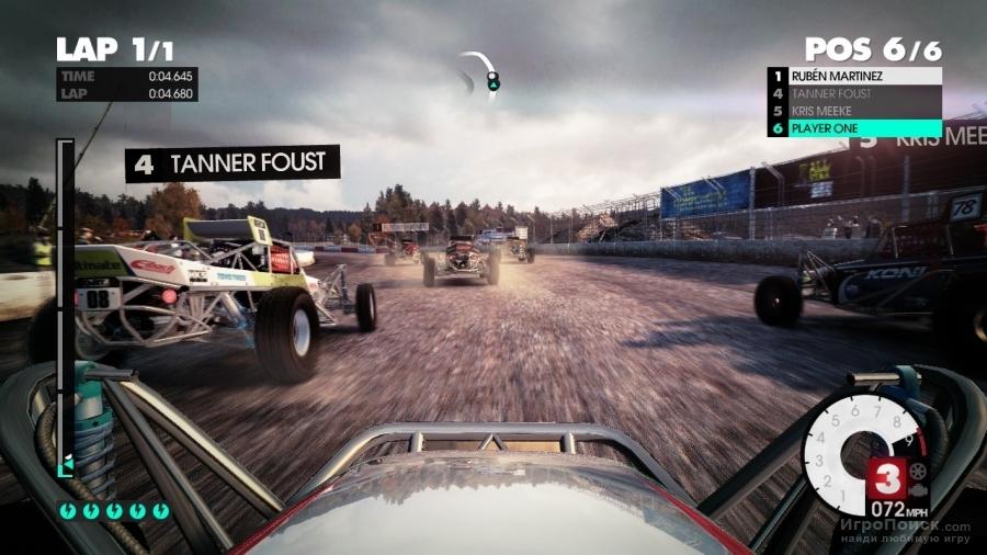 Скриншот к игре DiRT 3