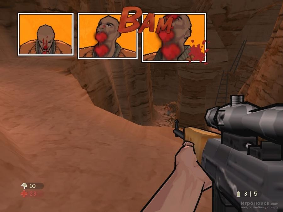 Скриншот к игре XIII