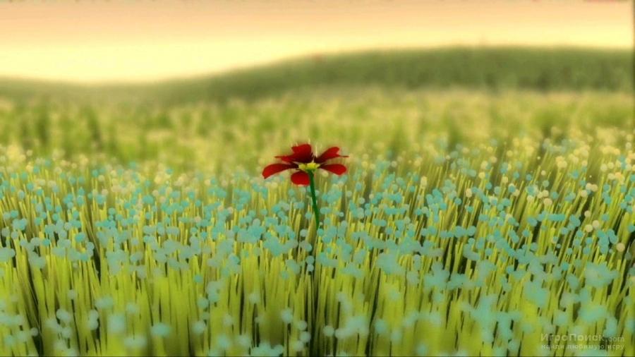 Скриншот к игре Flower