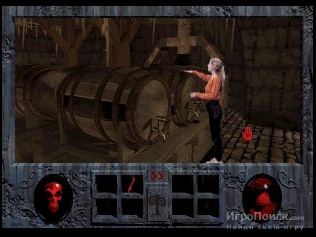 Скриншот к игре Phantasmagoria