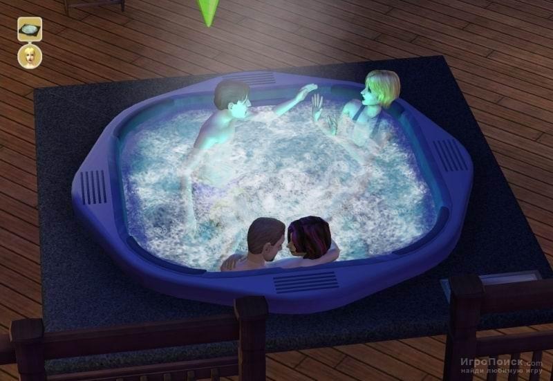 Скриншот к игре The Sims 2