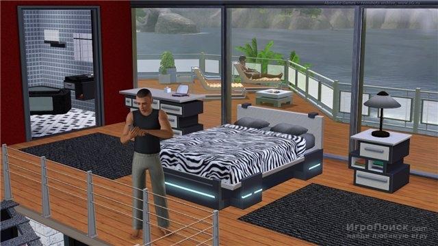 Скриншот к игре The Sims 3: High-End Loft Stuff