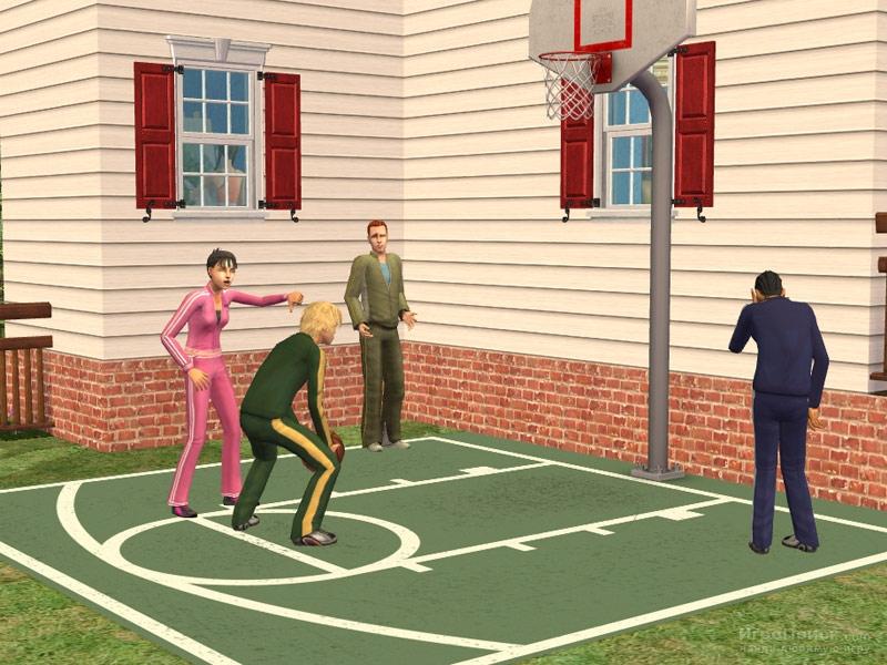 Скриншот к игре The Sims 2: FreeTime
