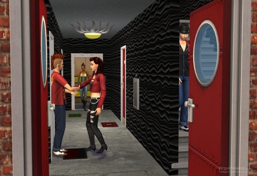 Скриншот к игре The Sims 2: Apartment Life