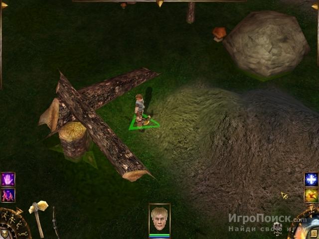 Скриншот к игре Evil Islands: Curse of the Lost Soul