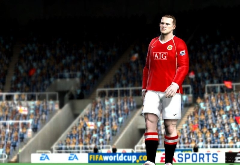 Скриншот к игре FIFA 07
