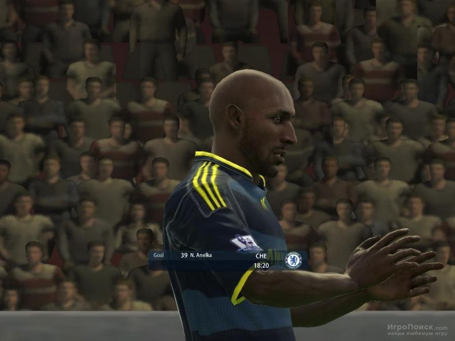 Скриншот к игре FIFA Online 2