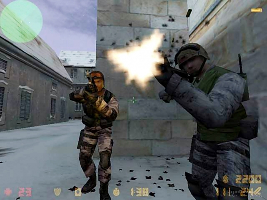 Скриншот к игре Counter-Strike: Condition Zero