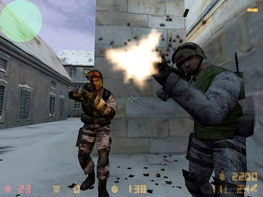Скриншот к игре Counter-Strike: Condition Zero