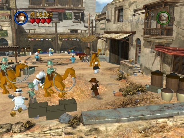 Скриншот к игре LEGO Indiana Jones 2: The Adventure Continues