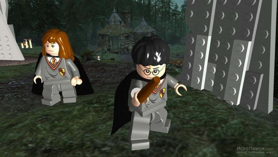 Скриншот к игре LEGO Harry Potter: Years 1-4
