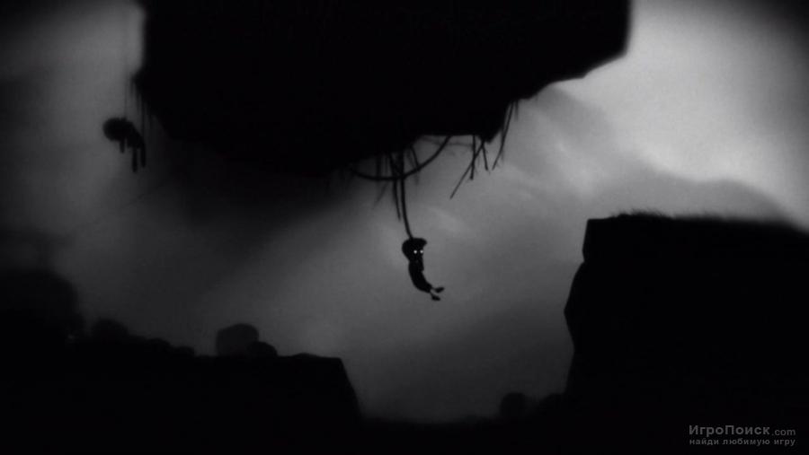 Скриншот к игре Limbo