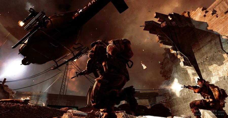 Скриншот к игре Call of Duty: Black Ops