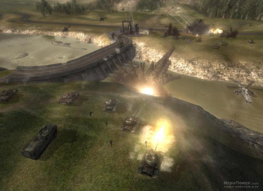 Скриншот к игре World in Conflict