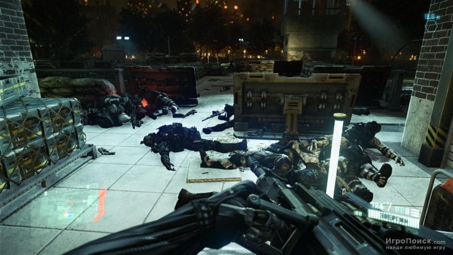 Скриншот к игре Crysis 2