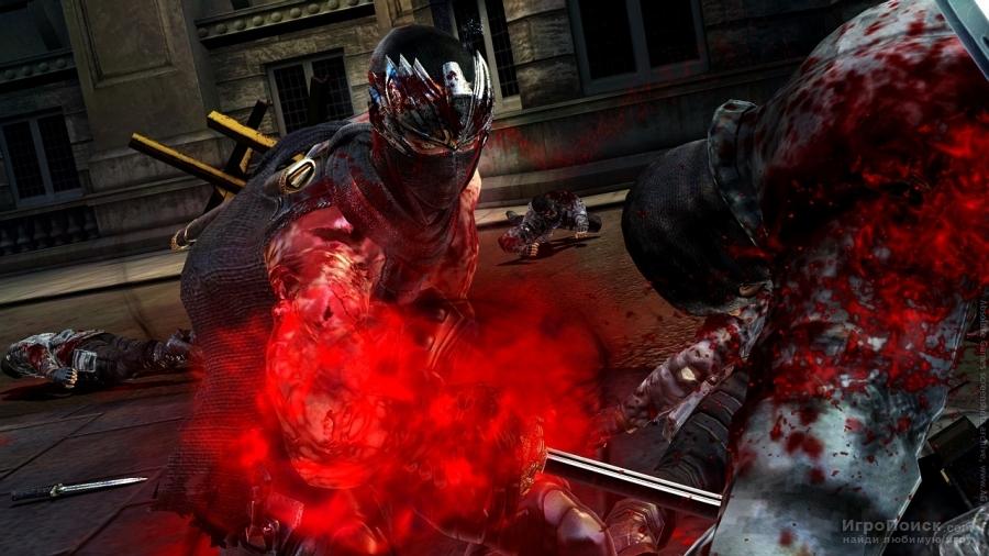 Скриншот к игре Ninja Gaiden 3