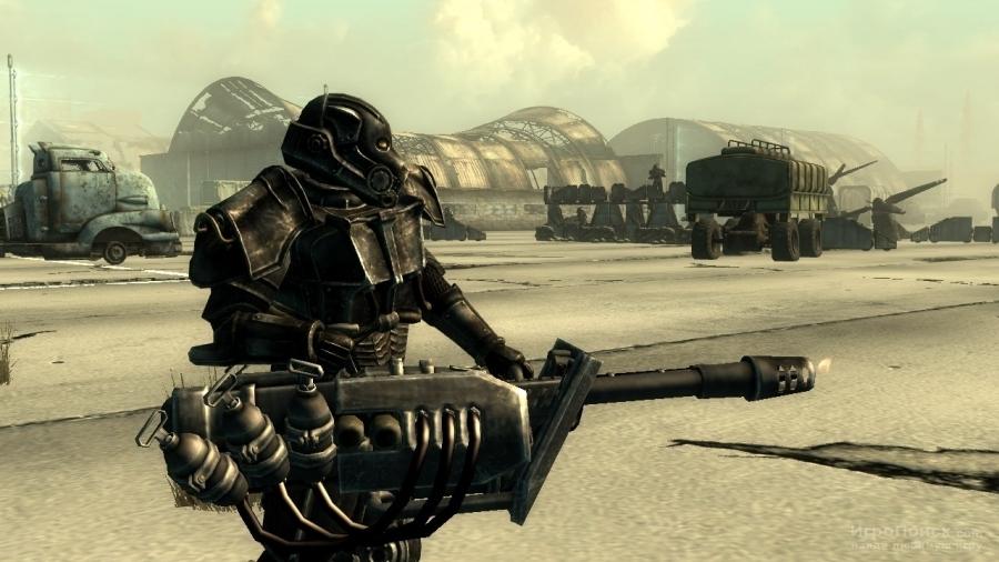Скриншот к игре Fallout 3: Broken Steel
