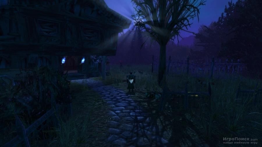 Скриншот к игре World of Warcraft: Cataclysm