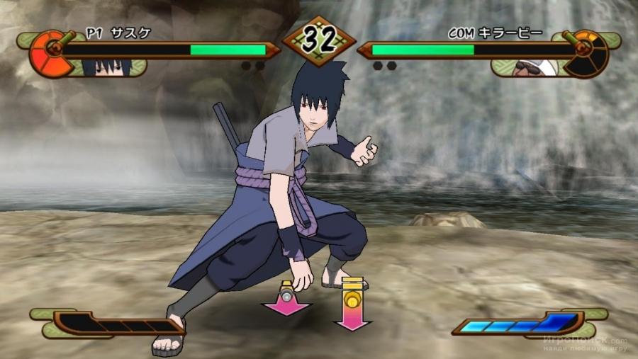 Screens Zimmer 1 angezeig: naruto shippuuden gekitou ninja taisen special pc