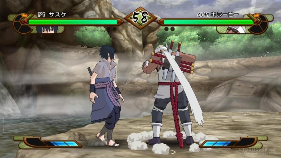 Naruto игра на pc