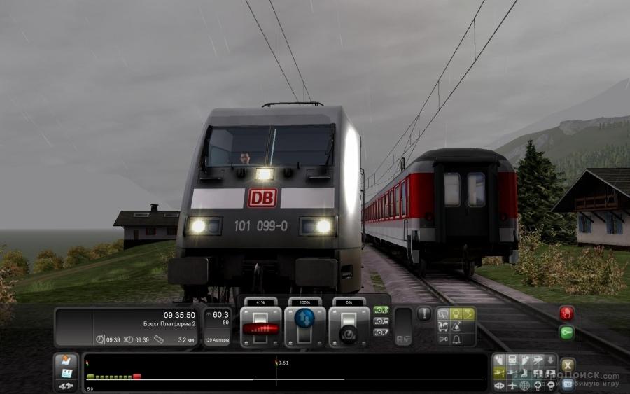 Скриншот к игре RailWorks 2