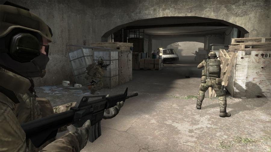 Скриншот к игре Counter-Strike: Global Offensive