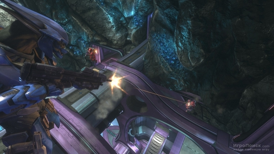 Скриншот к игре Halo: Combat Evolved Anniversary