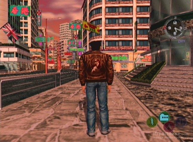 Скриншот к игре Shenmue II