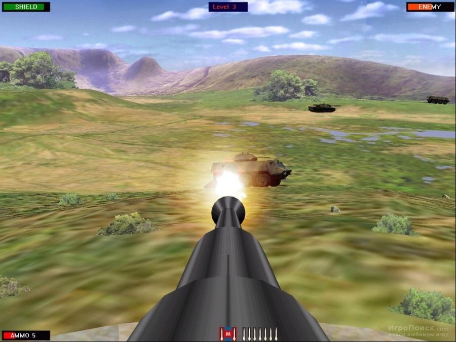 Скриншот к игре Beach Head