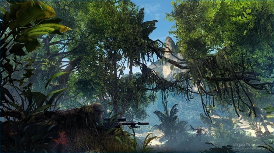 �������� � ���� Sniper: Ghost Warrior 2