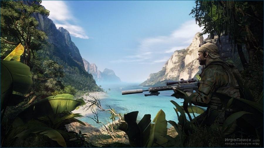 Скриншот к игре Sniper: Ghost Warrior 2