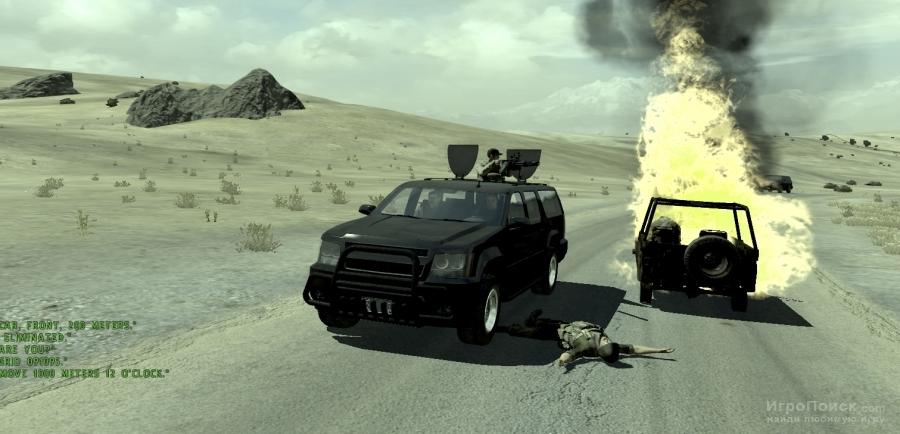 Скриншот к игре ArmA 2: Private Military Company
