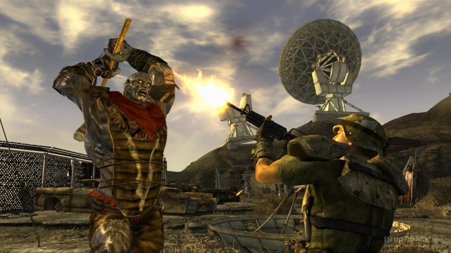 Скриншот к игре Fallout: New Vegas