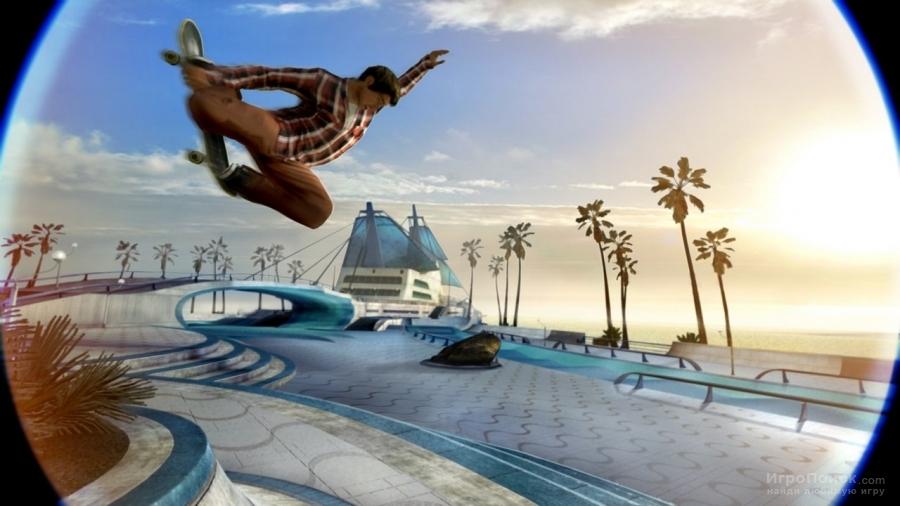 Скриншот к игре Skate 2