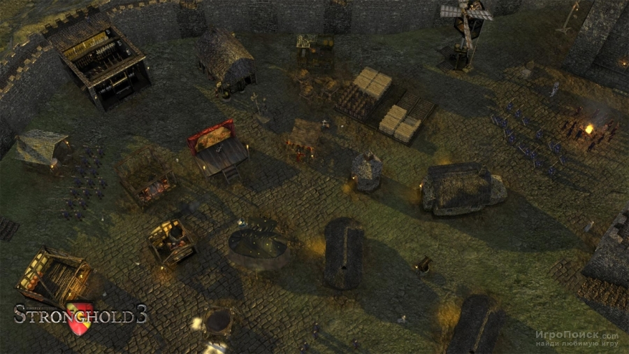 �������� � ���� Stronghold 3
