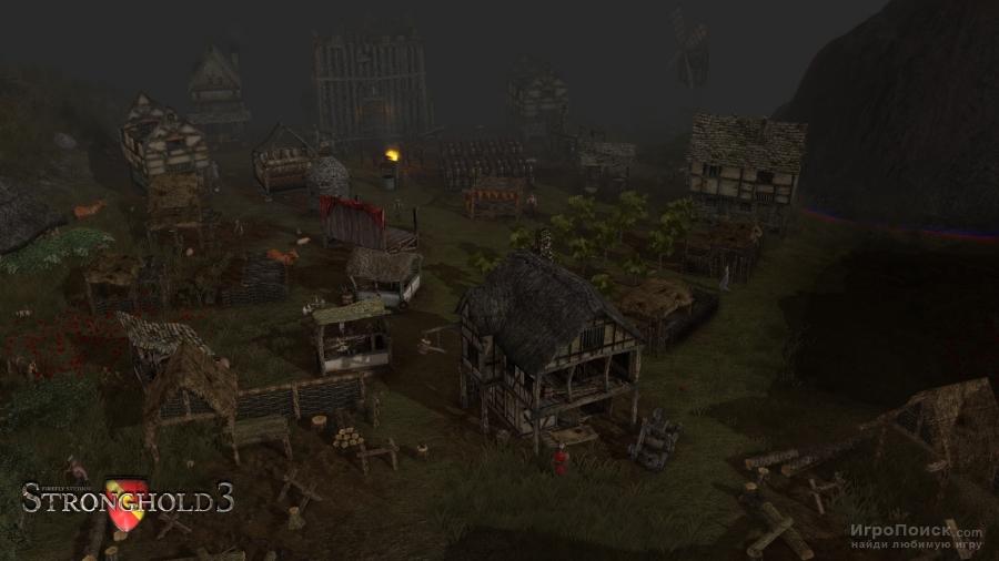 Скриншот к игре Stronghold 3