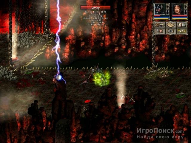 Скриншот к игре Beyond Divinity