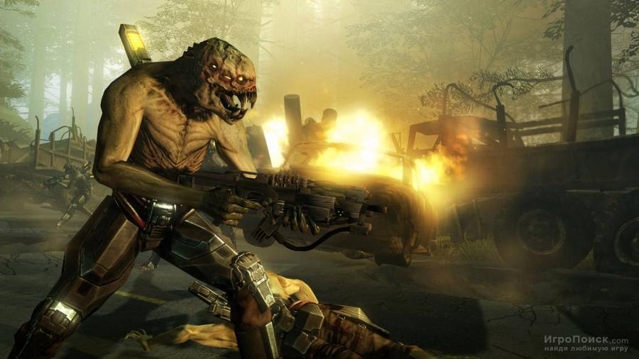 Скриншот к игре Resistance 2