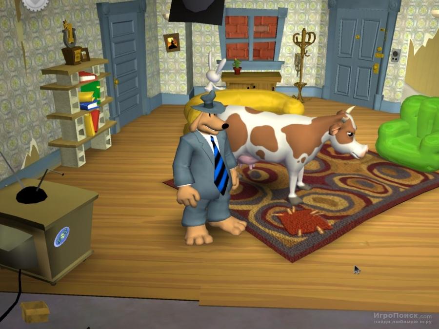 Скриншот к игре Sam and Max Season 1